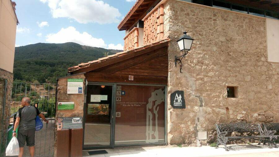 Albergue Turístico Vía de la Plata, Baños de Montemayor, Cáceres - Vía de la Plata :: Albergues del Camino de Santiago