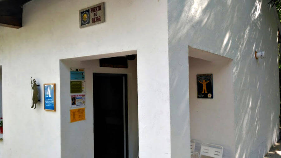Albergue municipal de peregrinos de Puerto de Béjar, Salamanca - Vía de la Plata :: Albergues del Camino de Santiago