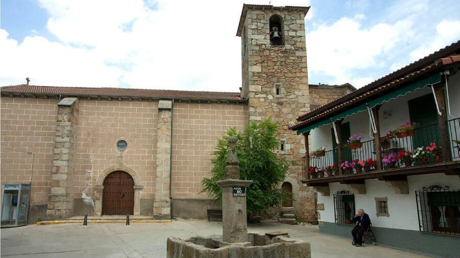 Aldeanueva del Camino, Cáceres - Vía de la Plata :: Guía del Camino de Santiago