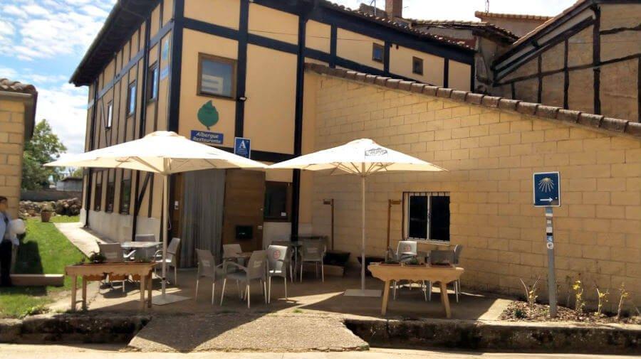 Albergue Fagus, Agés, Burgos - Camino Francés :: Albergues del Camino de Santiago
