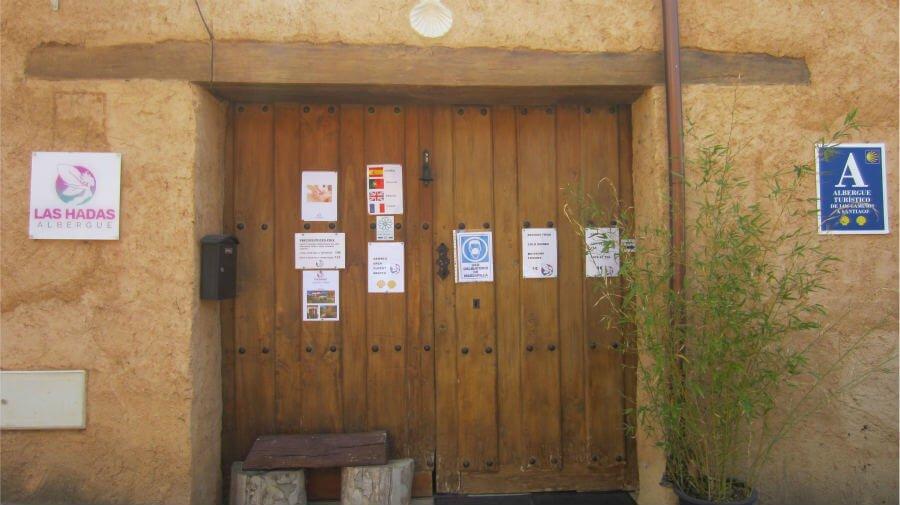 Albergue Las Hadas, Reliegos, León - Camino Francés :: Albergues del Camino de Santiago