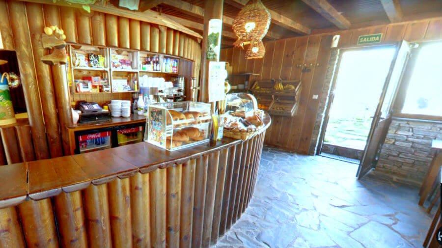 Albergue A Reboleira, Fonfría, Lugo - Camino Francés :: Albergues del Camino de Santiago