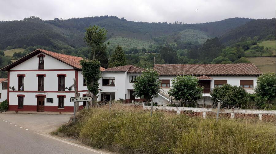 Albergue Peón, Capión (Villaviciosa), Asturias - Camino del Norte :: Albergues del Camino de Santiago