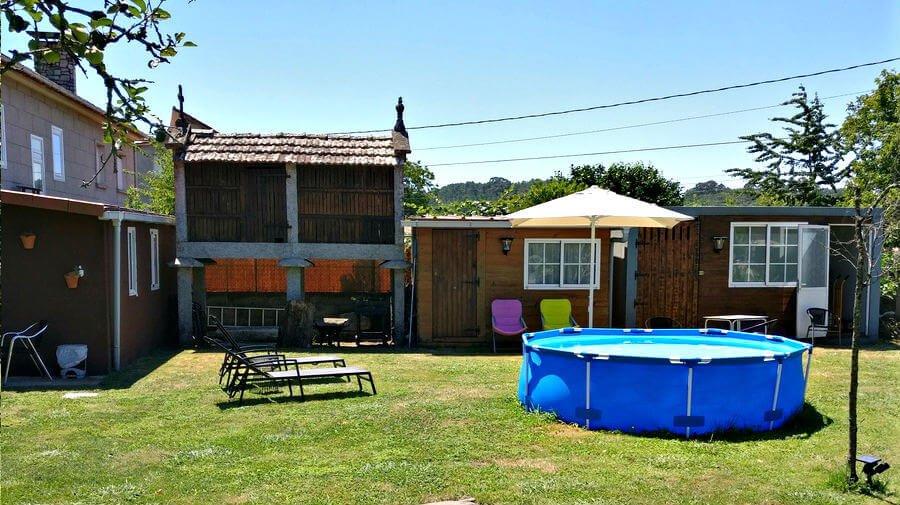 Albergue Vintecatro, Tivo (Caldas de Reis), Pontevedra - Camino Portugués :: Albergues del Camino de Santiago