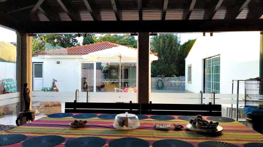 Albergue Casa da Carolina, Vila Nova de Anha, Portugal - Camino Portugués por la Costa :: albergues del Camino de Santiago