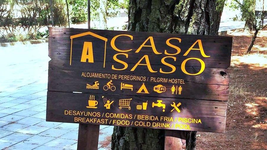 Albergue Casa Saso, Valdunciel, Salamanca - Vía de la Plata :: Albergues del Camino de Santiago