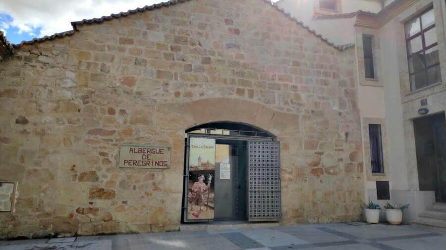 Albergue de peregrinos municipal Casa la Calera, Salamanca - Vía de la Plata :: Albergues del Camino de Santiago