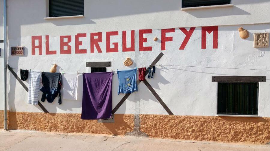 Albergue F&M, El Cubo de Tierra del Vino, Zamora - Vía de la Plata :: Albergues del Camino de Santiago