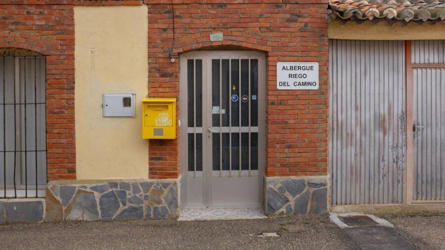Albergue de peregrinos de Riego del Camino, Zamora - Vía de la Plata :: Albergues del Camino de Santiago