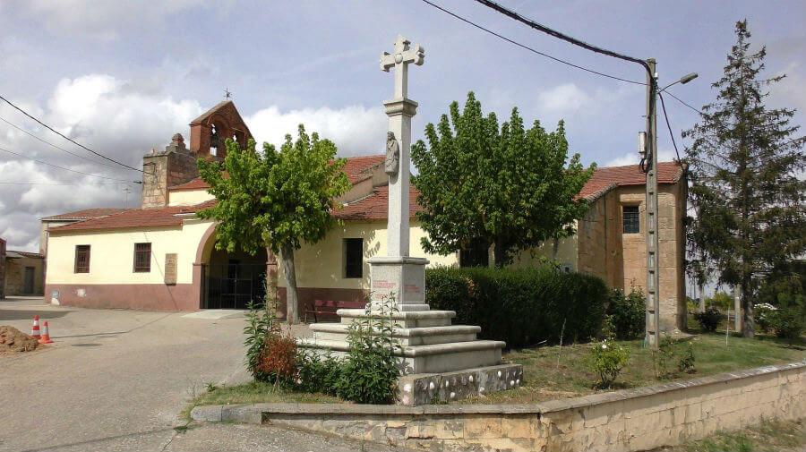Iglesia parroquial de Santo Domingo de Guzmán, El Cubo de la Tierra del Vino, Zamora - Vía de la Plata :: Guía del Camino de Santiago