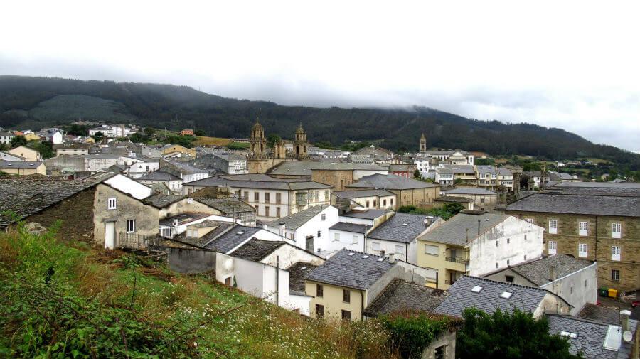 Mondoñedo, Lugo - Camino del Norte :: Guía del Camino de Santiago