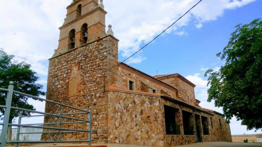 Iglesia de San Cristóbal, Riego del Camino, Zamora - Vía d ela Plata :: Guía del Camino de Santiago