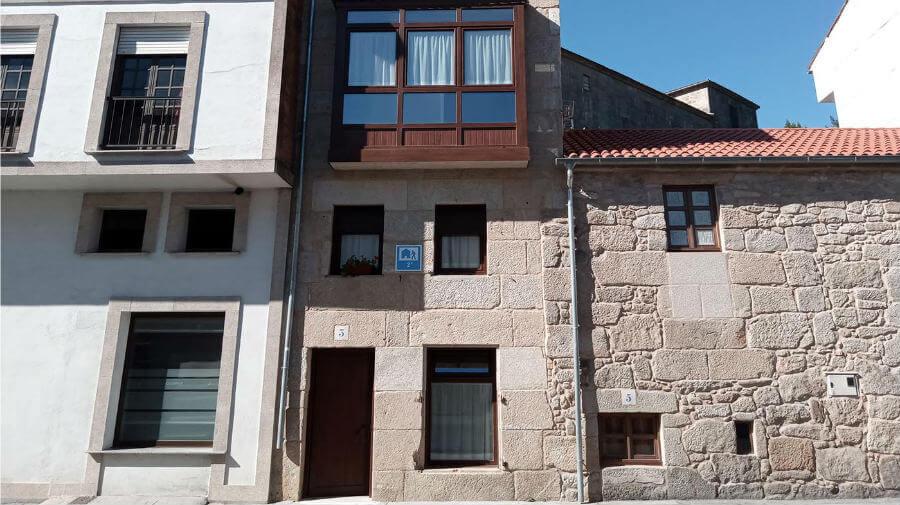 Albergue D'Camiño, Padrón, La Coruña - Camino Portugués :: Albergues del Camino de Santiago