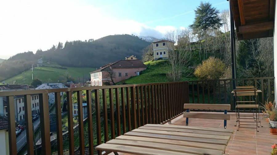 Albergue La Casita de Aba, Pola de Allande, Asturias - Camino Primitivo :: Albergues del Camino de Santiago