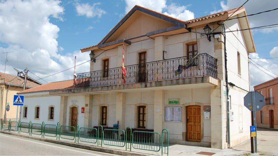 Casa consistorial de Barcial del Barco, Zamora - Vía de la Plata