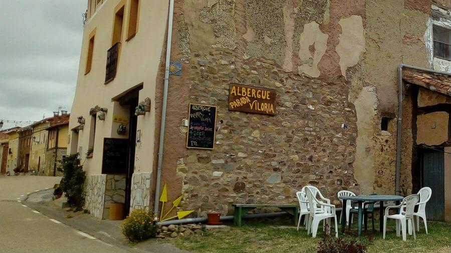 Albergue de peregrinos Parada Viloria, Viloria de Rioja, Burgos - Camino Francés :: Albergues del Camino de Santiago
