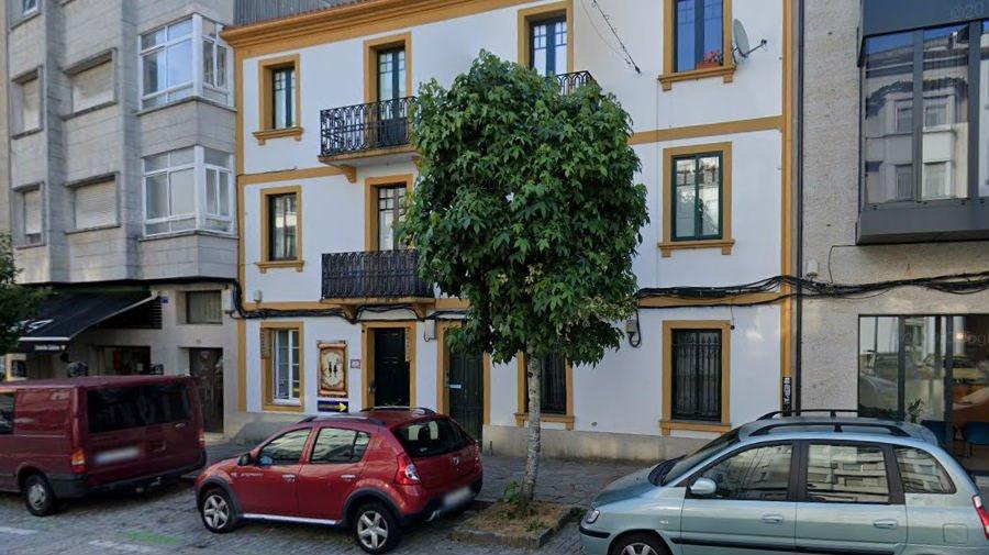 Albergue Santos, Santiago de Compostela :: Albergues del Camino de Santiago