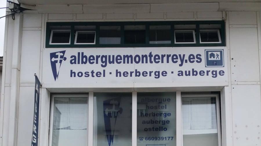 Albergue Monterrey, Santiago de Compostela :: Albergues del Camino de Santiago