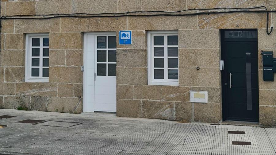 Albergue O Marco, Pontevedra - Camino Portugués :: Albergues del Camino de Santiago