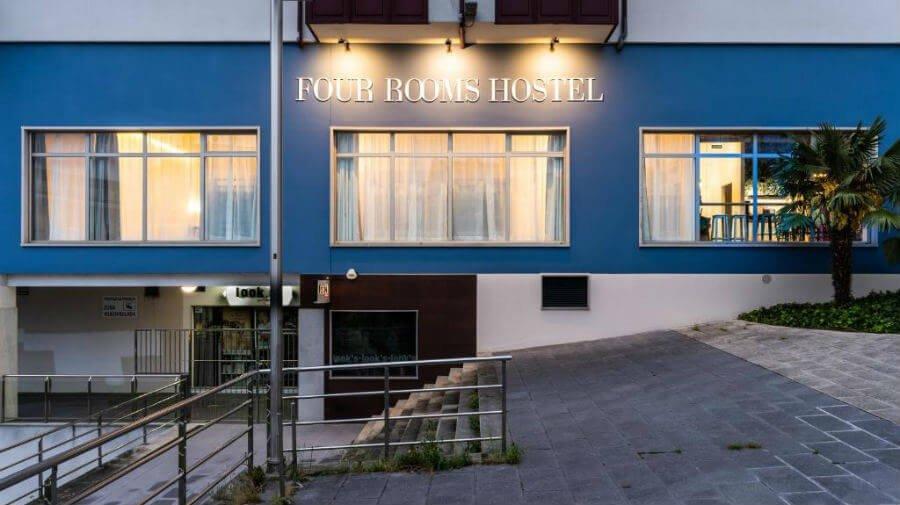 Albergue Four Rooms Hostel, Lugo - Camino Primitivo :: Albergues del Camino de Santiago