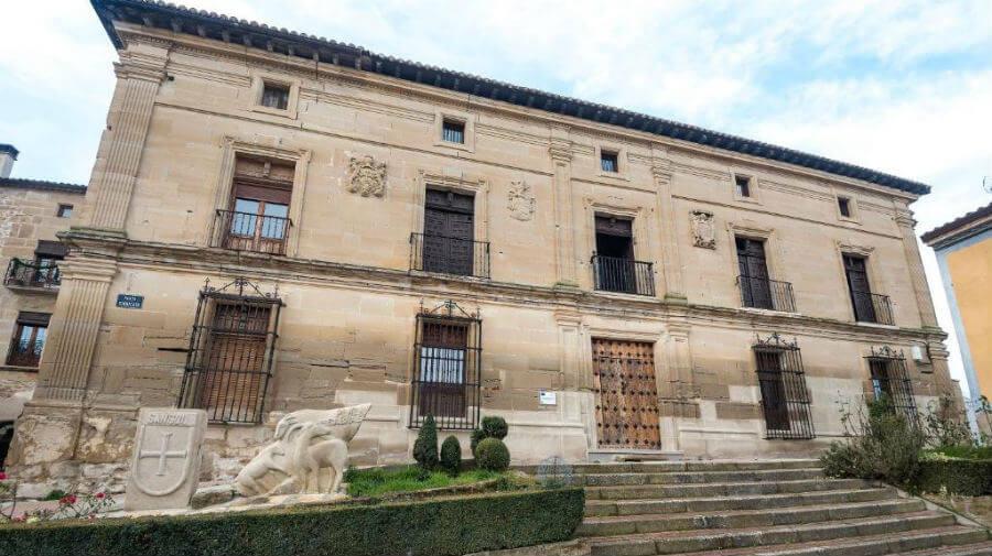 Albergue Palacio de Sansol, Sansol, Navarra - Camino Francés :: Albergues del Camino de Santiago