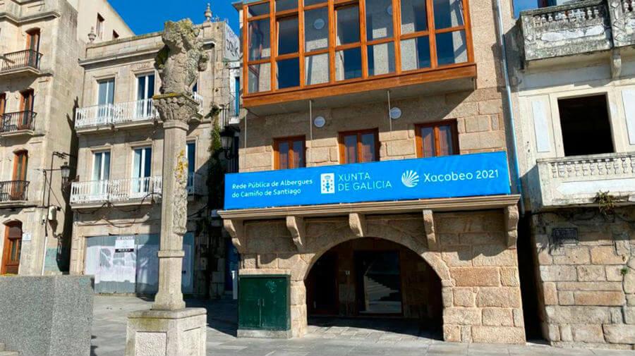 Albergue de la Xunta de Galicia de Vigo, Pontevedra - Camino Portugués por la Costa :: Albergues del Camino de Santiago
