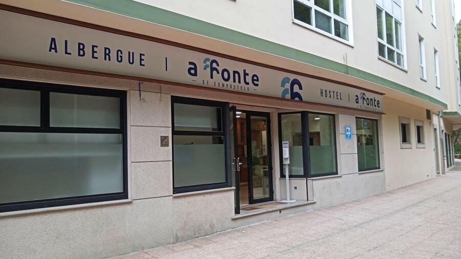 Albergue A Fonte de Compostela, Santiago de Compostela, La Coruña :: Albergues del Camino de Santiago