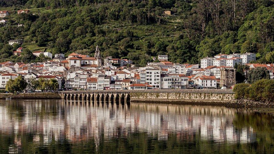Pontedeume (La Coruña) - Camino Inglés :: Guía del Camino de Santiago