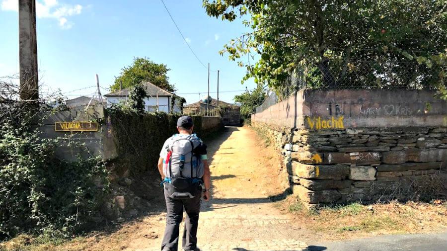 Vilachá as Cortes, Lugo - Camino Francés :: Guía del Camino de Santiago